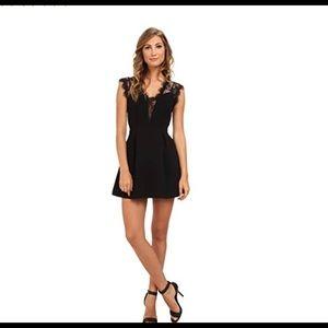 BCBGeneration VNeck Cocktail Dress